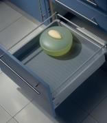 Antirutschmatte 80er Schublade 682 x 472 mm grau