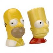 Simpsons Salz- & Pfefferstreuer-Set 2 teilig