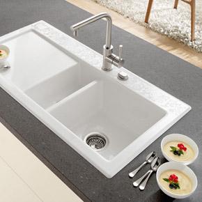armatur modern steel villeroy boch edelstahl massiv. Black Bedroom Furniture Sets. Home Design Ideas
