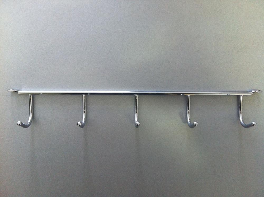 hakenleiste handtuchhalter 5fach f r deckenbefestigung 270000708. Black Bedroom Furniture Sets. Home Design Ideas
