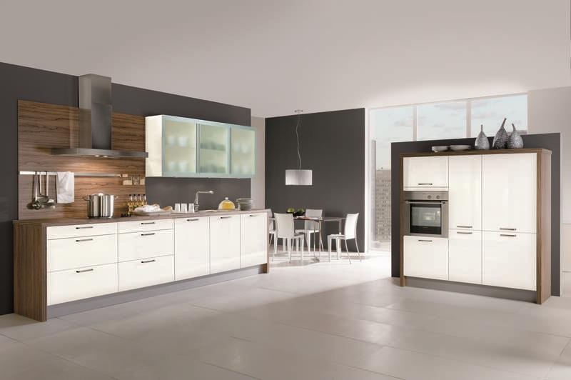 Häcker Küche Diva weiß glänzend-310000018