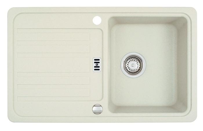 franke euroform 614 78 glacier mit exenterbedienung 200000765. Black Bedroom Furniture Sets. Home Design Ideas