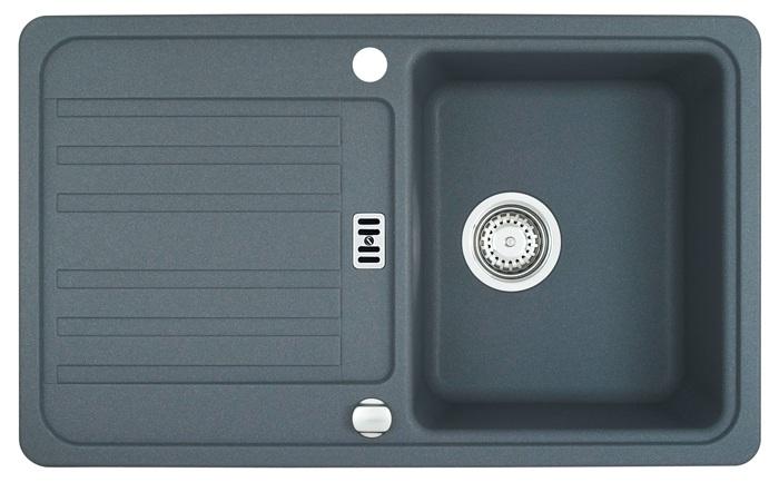 franke euroform 614 78 steingrau mit exenterbedienung 200000764. Black Bedroom Furniture Sets. Home Design Ideas